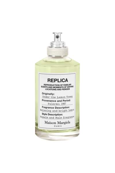 Under the Lemon Trees, Martin Margiela, 95 € les 100 ml