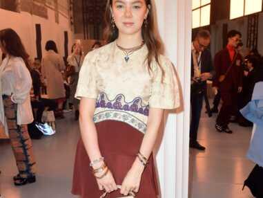 PHOTOS - Alexandra de Hanovre très stylée pour la fashion week parisienne