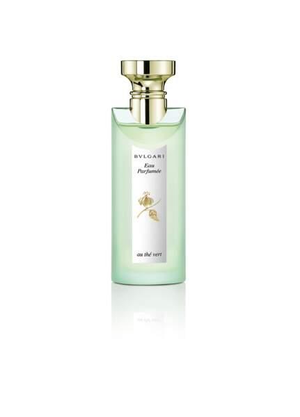 Eau Parfumée Thé Vert de Bulgari, 134 € les 150ml