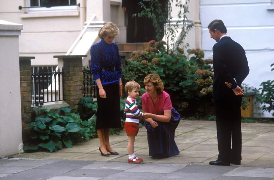 Lorsque Diana a inscrit ses enfants dans une école publique