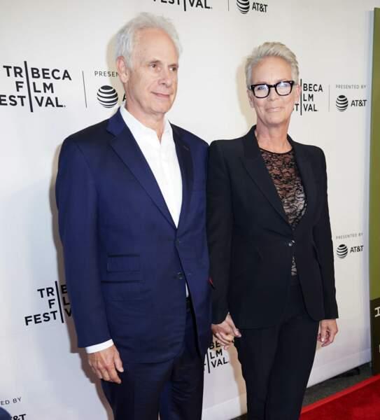 Le Baron Christopher Guest et l'actrice américaine Jamie Lee Curtis se sont mariés en 1984