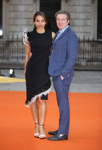 Emma Thynn a épousé Ceawlin Thynn, Vicomte Weymouth, en 2013