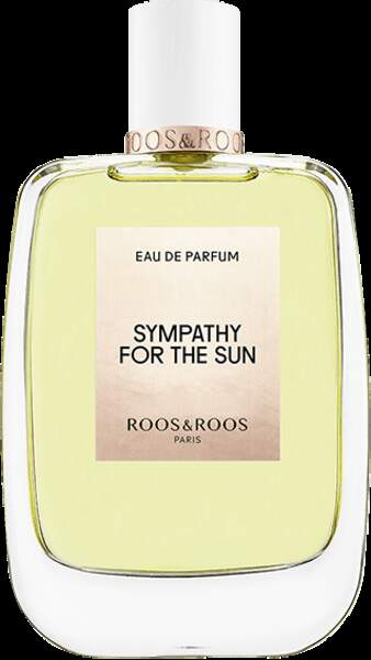 Sympathy for the Sun, Roos & Roos, 135ml les 100ml