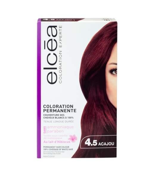 Coloration douce en pharmacie: Coloration Laboratoires Elcéa, 8,90€
