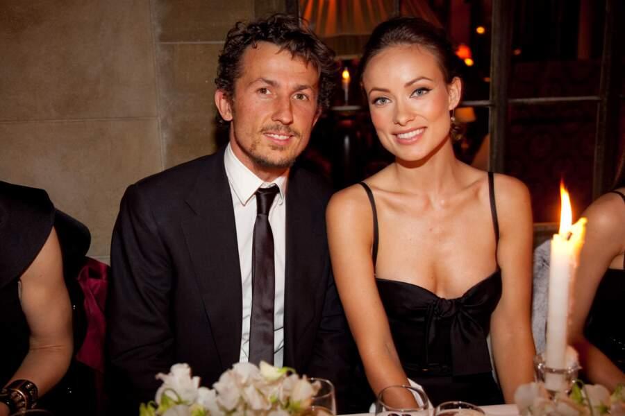 L'actrice Olivia Wilde fut l'épouse du prince italien Tao Ruspoli de 2003 à 2011