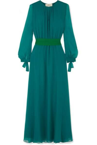 Kate Middleton porte une robe A Ross Girl & Soler à1390 $, soldée à 60% sur net-a-porter