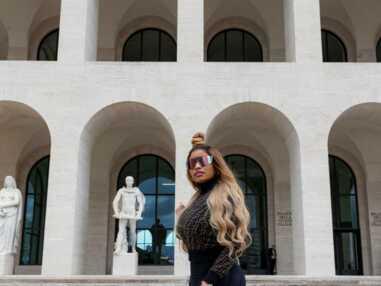 PHOTO - Découvrez la collection fluo de la rentrée signée Nicki Minaj