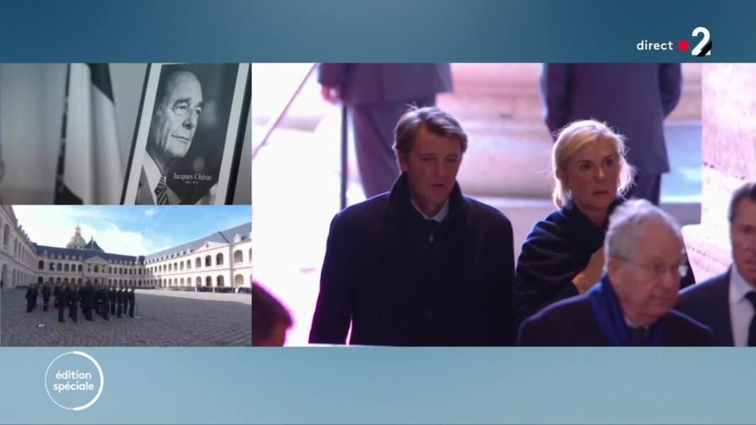 Michèle Laroque et François Baroin étaient des amis très proches du clan Chirac