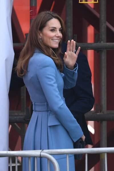 Loin de Meghan et Harry, Kate Middleton semble plus détendue que jamais...
