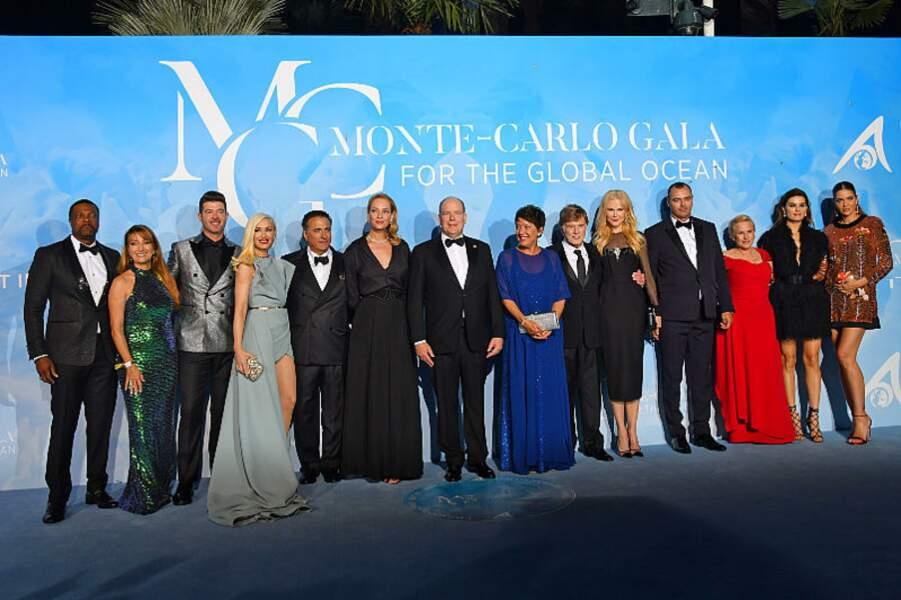Chris Tucker et Patricia Arquette et quelques autres s'ajoutent encore à ce gala qui fait le plein de people