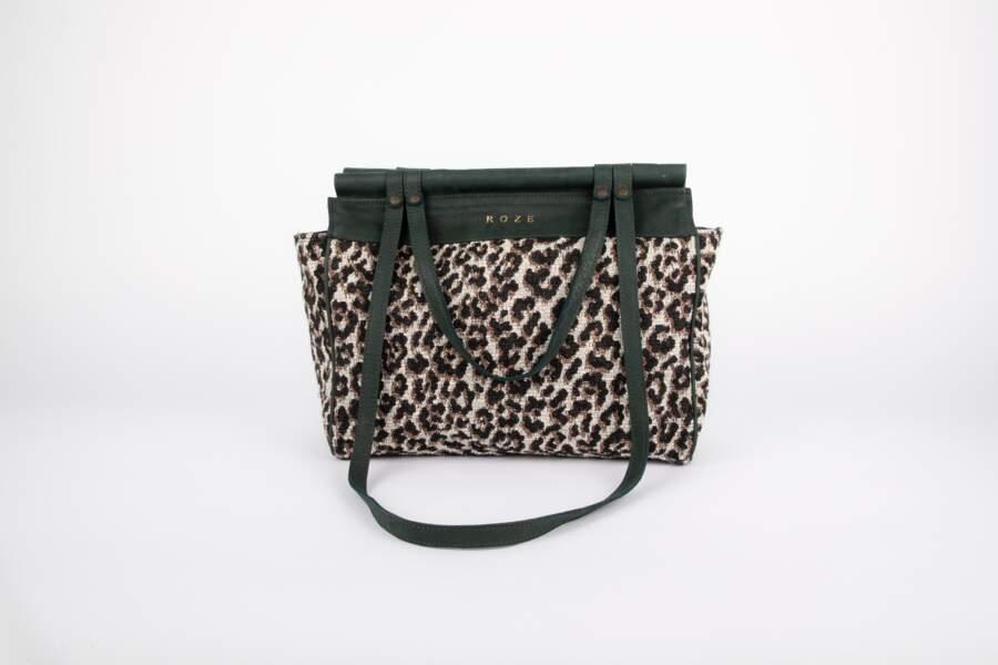 """Roze lance sa campagne """"Seconde Vie"""" : les anciens sacs sont révisés et remis en vente à petits prix."""