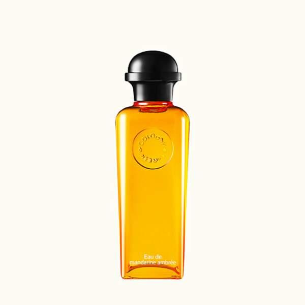 Mandarine Ambrée, Hermès, 78 € les 100ml