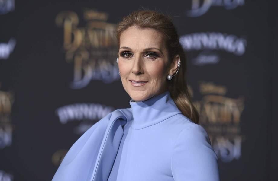 Céline Dion à Los Angeles