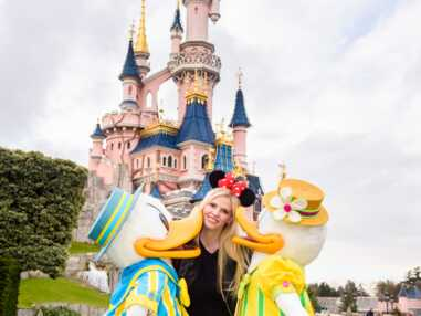 Les personnalités fêtent le printemps à Disneyland Paris
