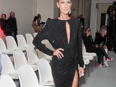PHOTOS - Les looks de Céline Dion lors de la semaine de la Haute Couture à Paris