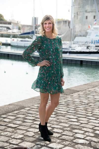 """Alexia Barlier, à l'affiche de """"La foret"""", qui a reçu le prix de la meilleure série 52"""