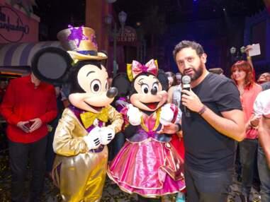 Cyril Hanouna fête son anniversaire chez Mickey