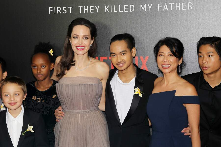 New York Premiere of Netflix Film's 'First They Killed My Father', New York, USA - 14 Sep 2017