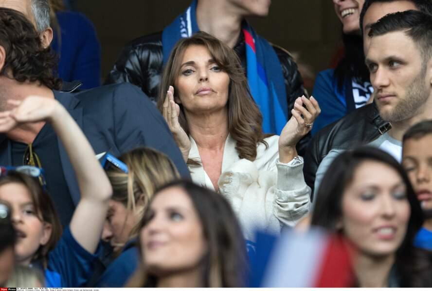 Claude Deschamps (femme de Didier Deschamps)