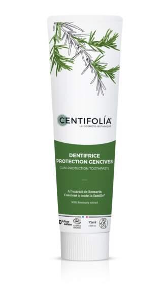 Dentifrice Fraîcheur Aloe Vera Menthe, Centifolia, 4,68€, greenweez.com