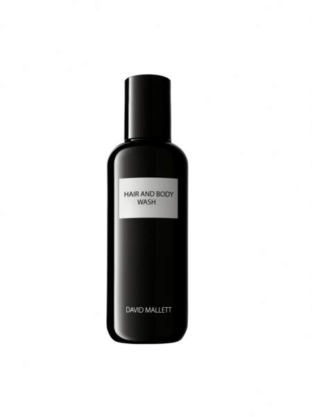 Hair and Body Wash, David Mallet, 30 €, david-mallett.com