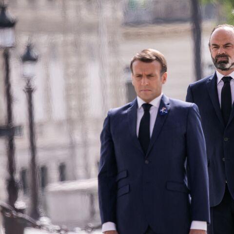 Emmanuel Macron et Edouard Philippe: des retrouvailles après un long silence