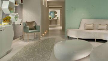 PHOTOS – Nommé catégorie Palace: Spa Valmont pour Le Meurice