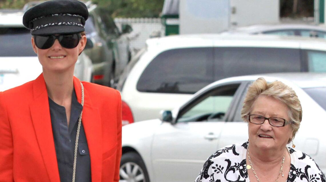 Laeticia Hallyday: Qui est «Mamie Rock», sa grand-mère Elyette adorée, à ses côtés face au cancer de Johnny?