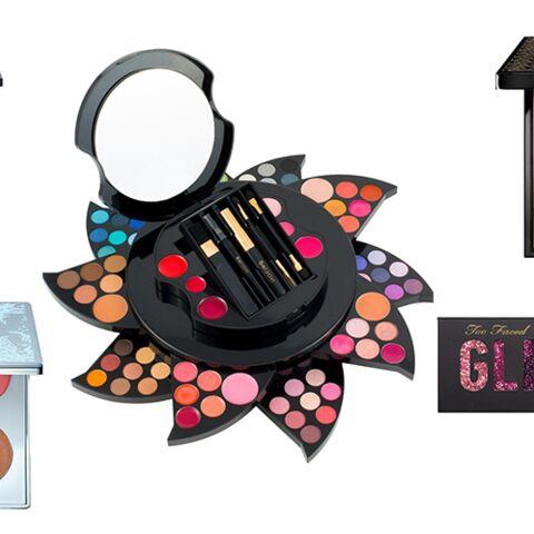 Maquillage: les 30 palettes à s'offrir d'urgence pour Noël