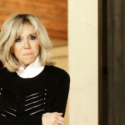 Brigitte Macron joue la maitresse d'école à l'Elysée