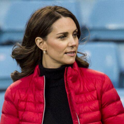 PHOTOS – Le baby bump de Kate Middleton, enceinte de son troisième enfant, se voit enfin!
