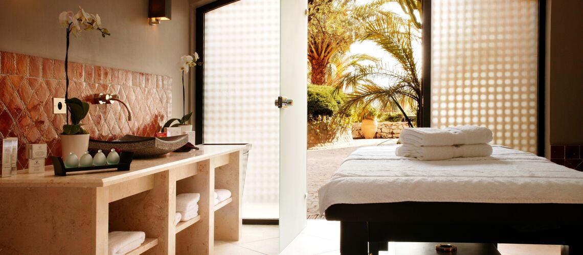 PHOTOS – Nommé catégorie Mer: Le Spa Byblos by Sisley Cosmetics