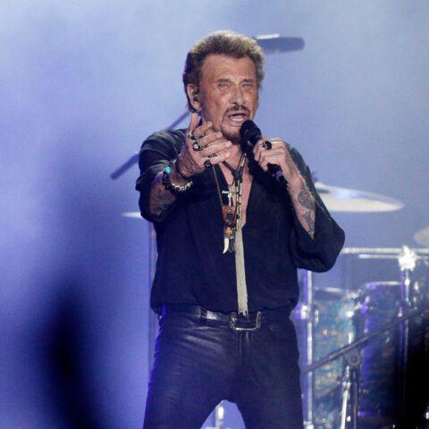 Johnny Hallyday tient à tout prix à finir son album, même depuis son lit
