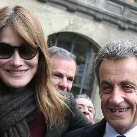 """Nicolas Sarkozy et Giulia, """"sa princesse"""", ultra complices: Carla Bruni révèle leurs traits de caractère communs"""