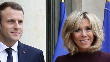 Emmanuel Macron, jamais sans Brigitte… même au musée Grévin
