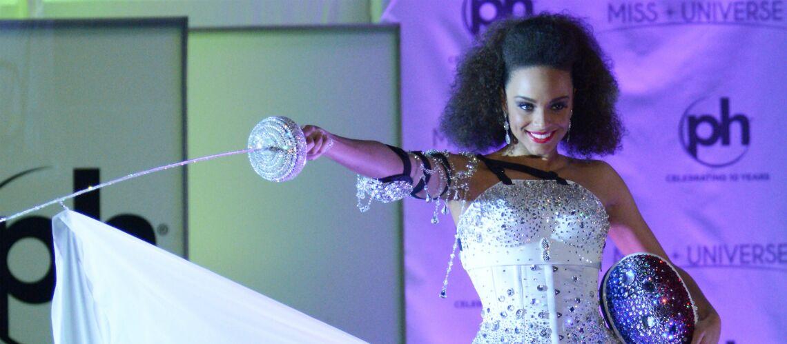 Alicia Aylies n'aura pas à se rhabiller pour Miss Univers