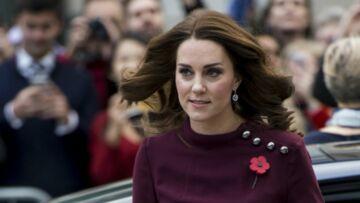 Les photos craquantes qui montrent enfin le ventre rond de Kate Middleton