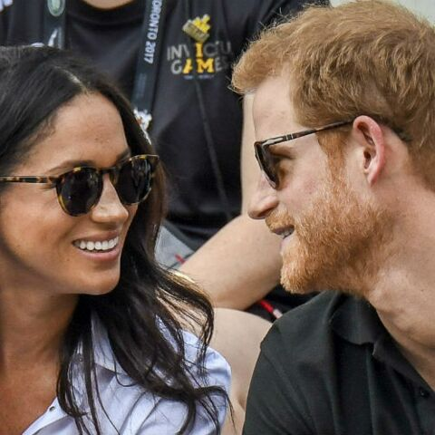 Meghan Markle et le prince Harry fiancés en secret