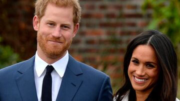 VIDÉO – La demande en mariage, la bague, Lady Di… les tendres premières confidences des fiancés Meghan Markle et du prince Harry