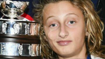 PHOTOS – Le fils de Yannick Noah craquant pour la victoire des Bleus en Coupe Davis