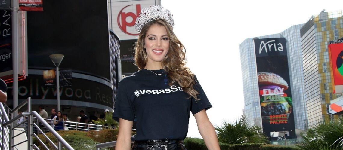 Miss Univers: Alicia Ayliès éliminée, Iris libérée de ses fonctions de Miss Univers, la réaction de Sylvie Tellier