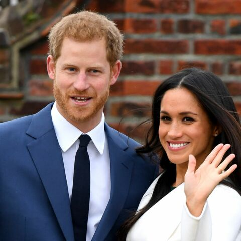 PHOTOS – Fiançailles de Meghan Markle et du prince Harry: découvrez les photos officielles