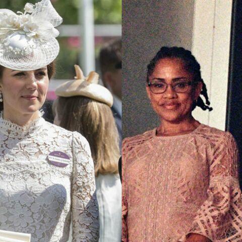 Kate Middleton et Meghan Markle: leurs mères font la paire!