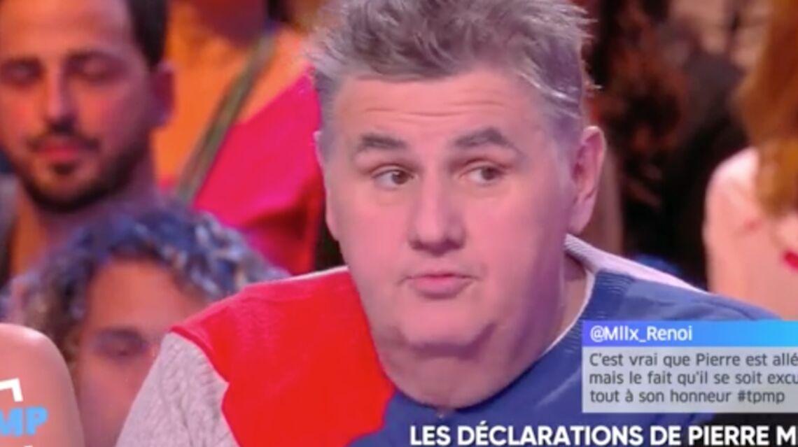 VIDEO – Pierre Ménès revient sur ses propos sur Elise Lucet «Je regrette d'avoir utilisé le mot honte»