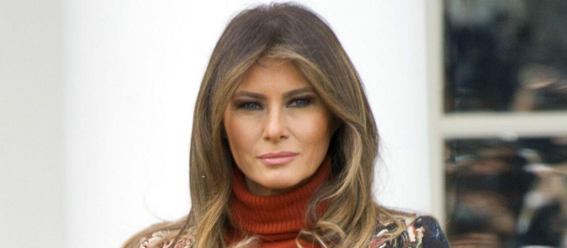 Melania Trump a-t-elle refusé de devenir First Lady? Elle répond