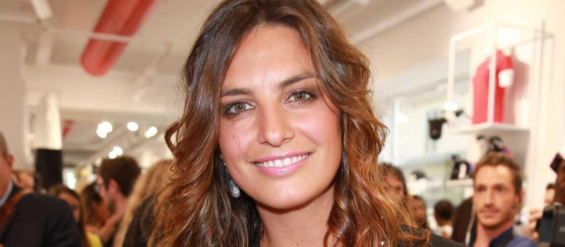 PHOTO – Laetitia Milot: Quelques jours après l'annonce de sa grossesse, l'actrice déjà de retour sur le tournage de «Plus belle la vie»