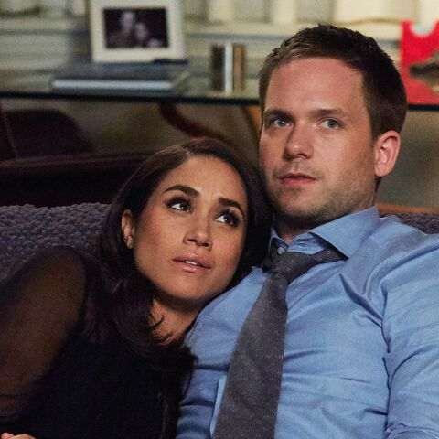 PHOTO – Le fiancé de Meghan Markle dans la série « Suits » a un message pour le prince Harry…