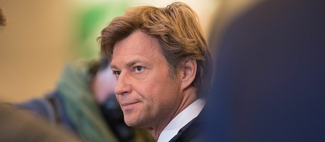 Laurent Delahousse pas assez bien né pour son beau-père: comme Emmanuel Macron il a fui Amiens