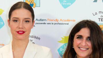 PHOTOS – Adèle Exarchopoulos et Géraldine Nakache, les deux jeunes mamans ravissantes pour défendre une cause qui leur tient à coeur