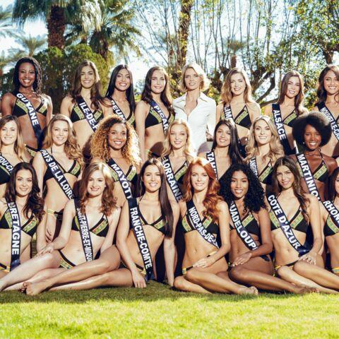 PHOTOS – Miss France: découvrez les 30 candidates en maillot de bain